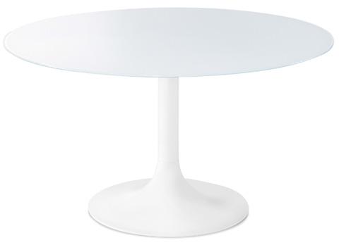 Domitalia - Corona Round Dining Table - CORON.T.D003.LBB.VB