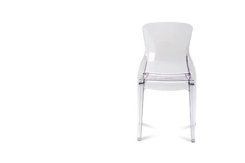 Domitalia - Crystal Side Chair - CRYSTAL.4.PCTR02