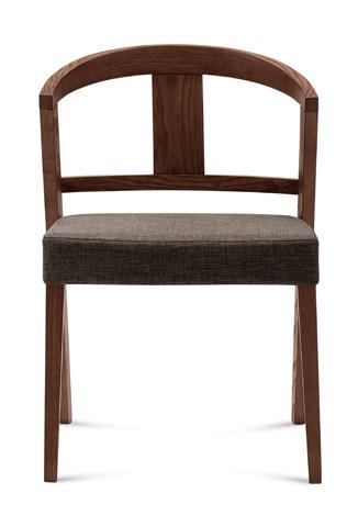 Domitalia - Gea Accent Chair - GEA.S.0K0.CHS.8IW