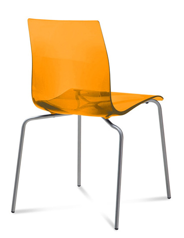 Domitalia - Gel Side Chair - GEL.B.AS.FV.SAR