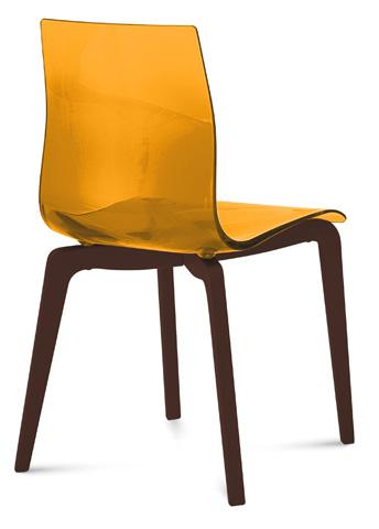 Domitalia - Gel Side Chair - GEL.S.LSF.CHS.SAR