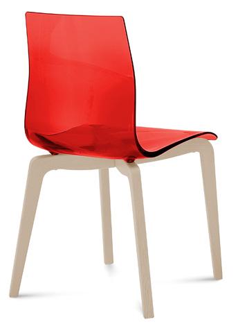 Domitalia - Gel Side Chair - GEL.S.LSF.FRS.SRO