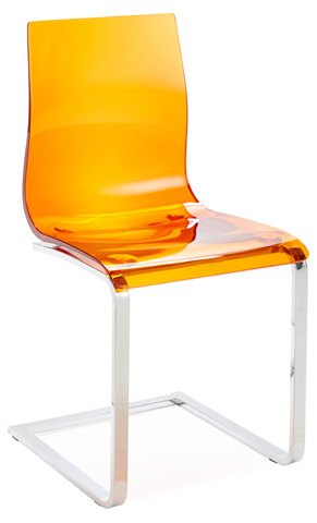 Domitalia - Gel Side Chair - GEL.SL.C.FV.SAR