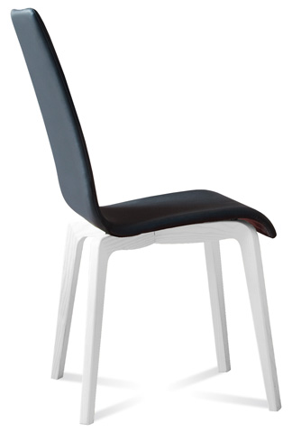 Domitalia - Jill Side Chair - JILL.S.0KS.LBOS.7JR