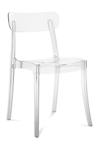 Domitalia - New Retro Stacking Chair - NEWRE.S.040.PC.TR