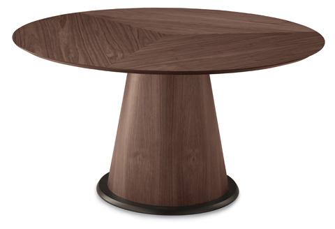 Domitalia - Palio Round Dining Table - PALIO.T.D151L.CHS