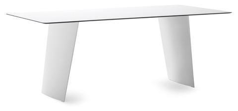 Domitalia - Stone Dining Table - STONE.T.2011.PEBI.HB