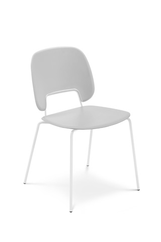 Domitalia - Traffic Stacking Chair - TRAFF.S.00F.BI.PGC