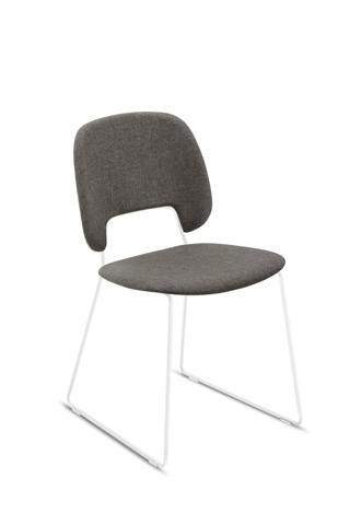 Domitalia - Traffic Stacking Chair - TRAFF.S.T0F.BI.8IW