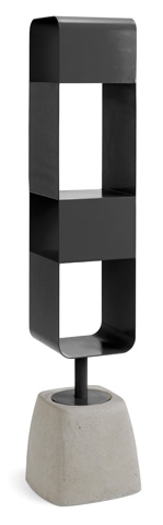 Domitalia - Urban Swivel Bookshelf - URBAN.C.B01.AN
