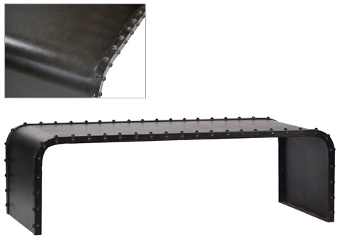 Dovetail Furniture - Hampton Coffee Table - AE104