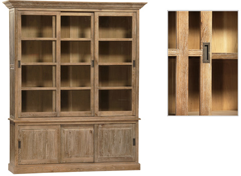 Dovetail Furniture - Dundee Cabinet - DOV148