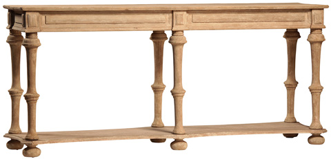 Dovetail Furniture - Cohen Console Table - DOV2298