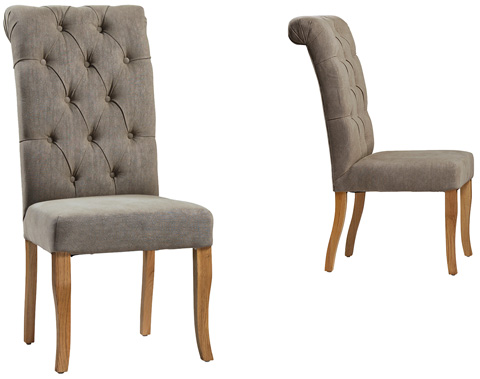 Dovetail Furniture - Neville Dining Chair - DOV3102