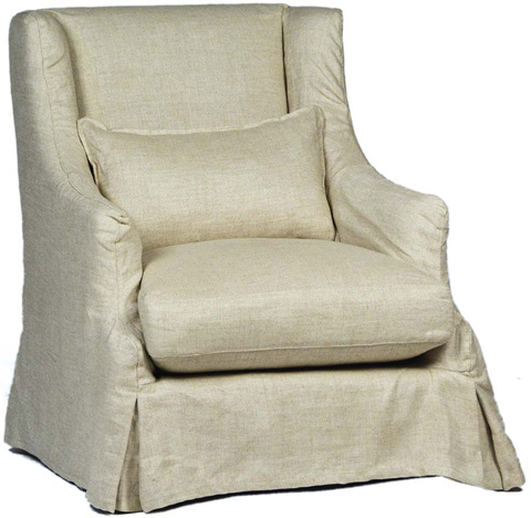 Dovetail Furniture - Austin Chair - DOV3426