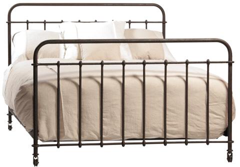 Dovetail Furniture - Baldwin Queen Iron Bed - DOV5041Q