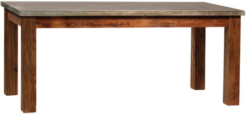 Dovetail Furniture - Barnard Dining Table - DOV5095