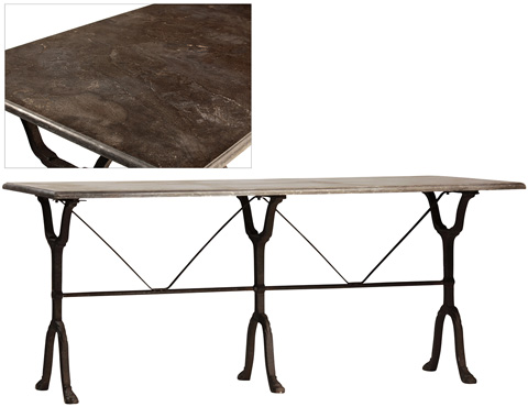 Dovetail Furniture - Chauncey Table - DOV5113