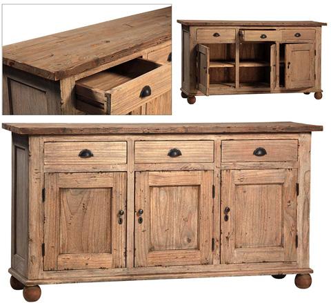 Dovetail Furniture - Campbell Sideboard - DOV7709
