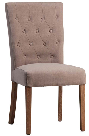 Dovetail Furniture - Derby Dining Chair - DOV8506
