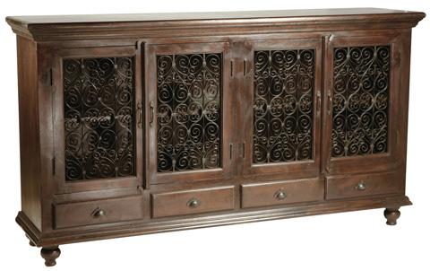 Dovetail Furniture - Montecito Sideboard - K13