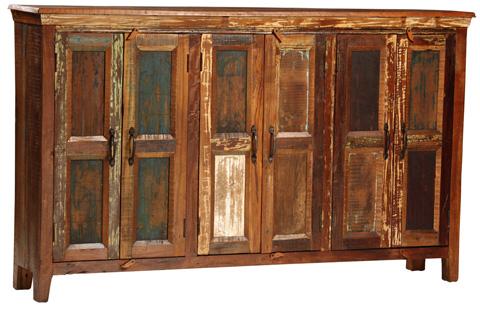 Dovetail Furniture - Nantucket Sideboard - NE257