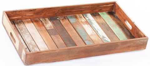 Dovetail Furniture - Nantucket Big Tray - NE300