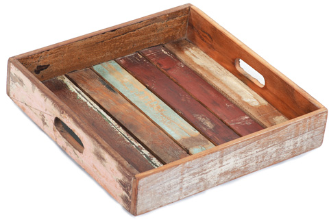 Dovetail Furniture - Nantucket Small Tray - NE301