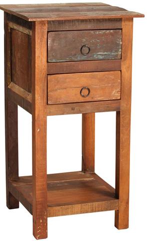 Dovetail Furniture - Sidetable - NE416