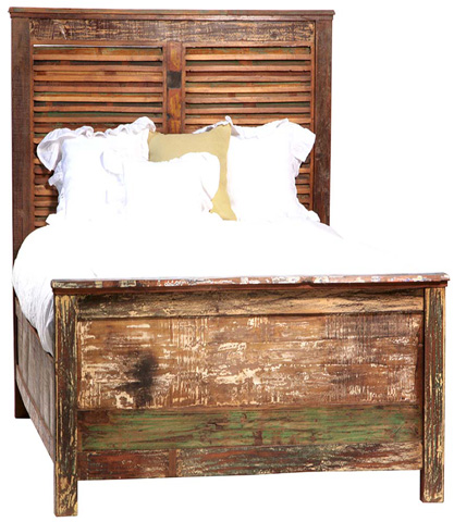 Dovetail Furniture - Nantucket Twin Bed - NE89T
