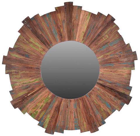 Dovetail Furniture - Nantucket Star Mirror - RA6423