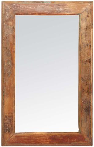 Dovetail Furniture - Nantucket Rectangular Mirror - SEM025