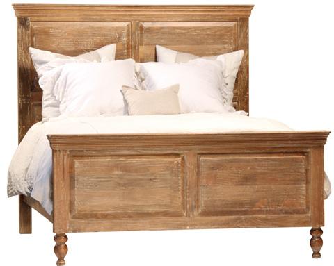 Dovetail Furniture - Shanti Queen Bed - SH1466QLUC