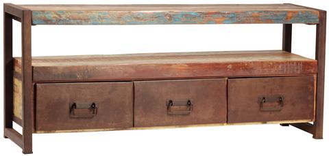 Dovetail Furniture - Avila Plasma Stand - SHR21