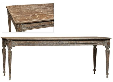 Dovetail Furniture - Kingsale Dining Table - DOV2110