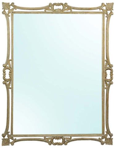 Dovetail Furniture - Auriac Mirror - DOV2347