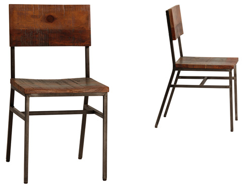 Dovetail Furniture - Derry Dining Chair - DOV2870