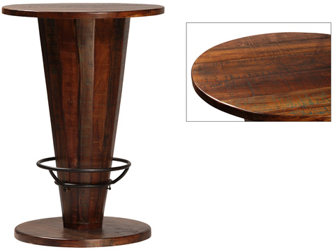 Dovetail Furniture - Madison Bar Table - DOV2882