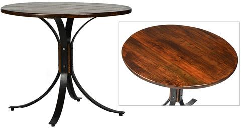 Dovetail Furniture - Helena Breakfast Table - DOV2885