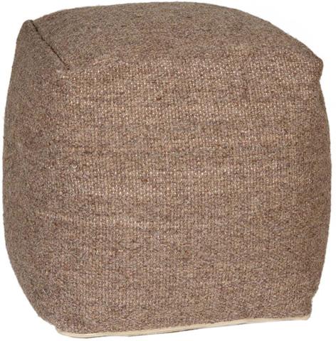 Dovetail Furniture - Chirala Ottoman - DOV3054