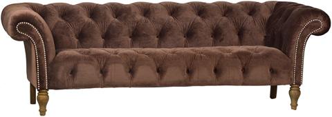 Dovetail Furniture - Allisson Sofa - DOV3119
