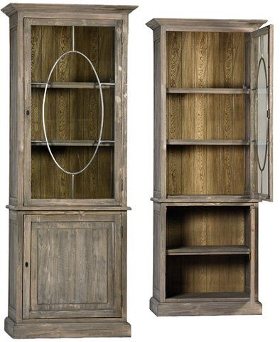 Dovetail Furniture - Barrington Cabinet - DOV3458