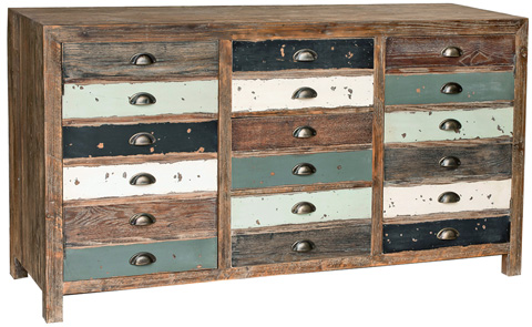 Dovetail Furniture - Powell Sideboard - DOV4805