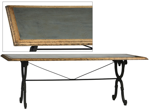 Dovetail Furniture - William Dining Table - DOV5127