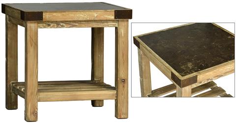 Dovetail Furniture - Bristol End Table - DOV867