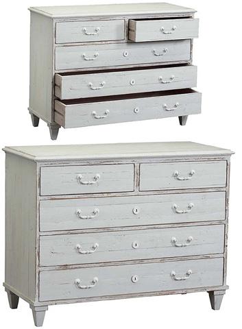 Dovetail Furniture - Dudley Dresser - DOV9838