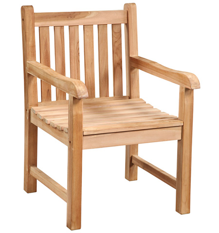 Dovetail Furniture - Windsor Outdoor Chair - BJ010