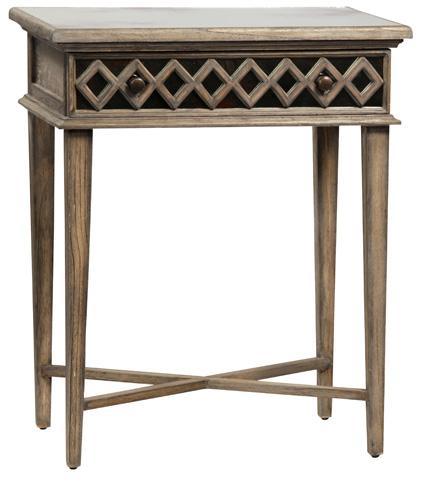 Dovetail Furniture - Blake Side Table - DOV2386