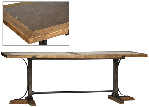 Dovetail Furniture - Pike Dining Table - DOV5151