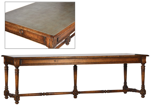 Dovetail Furniture - Auburn Dining Table - DOV5158